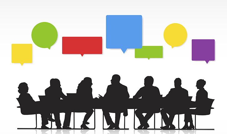 board conversation